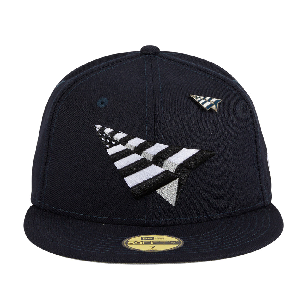 New Era 59Fifty Paper Planes Original Crown Hat - Navy