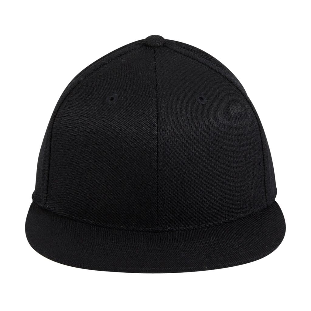 Flexfit 6210 Blank Hat - Black