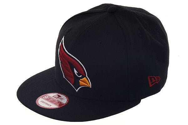 New Era 59Fifty Arizona Cardinals OTC Snapback Hat - Black