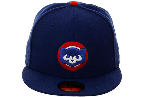 New Era 59Fifty Chicago Cubs 1979 Fitted Hat - Royal, Red