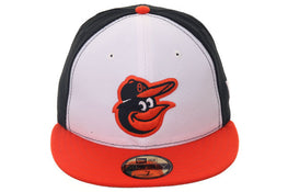 New Era Authentic Collection Baltimore Orioles On-Field Home Hat