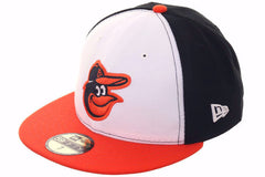 New Era Authentic Collection Baltimore Orioles On-Field Fitted Home Hat