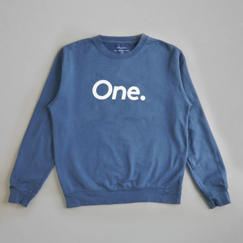 Volume One Airforce Blue Sweatshirt