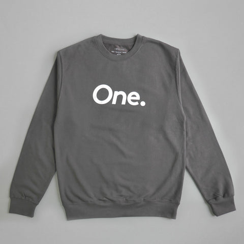 Volume One Storm Grey Sweatshirt