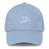 Dad Cap (white logo)