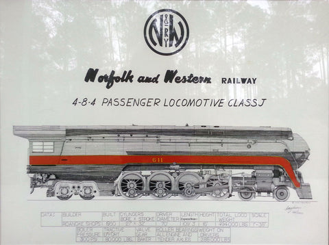 Norfolk and Western J Class