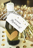 Will You Be My Bridesmaid? Gift Tags & Tassel Kit - Jaclyn Peters Designs - 2