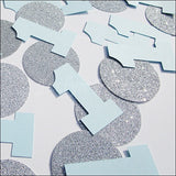 Boy's First Birthday Party Confetti - Jaclyn Peters Designs - 2