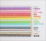 Chevron Party Straws - Jaclyn Peters Designs - 3