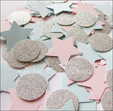 Gender Reveal Party Star Confetti - Jaclyn Peters Designs - 4
