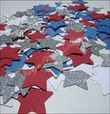 Fourth Of July Star Party Confetti - Jaclyn Peters Designs - 2