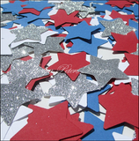 Fourth Of July Star Party Confetti - Jaclyn Peters Designs - 3