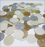 Metallic Glitter Party Confetti - Jaclyn Peters Designs - 1