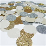 Metallic Glitter Party Confetti - Jaclyn Peters Designs - 2