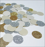 Metallic Glitter Party Confetti - Jaclyn Peters Designs - 3
