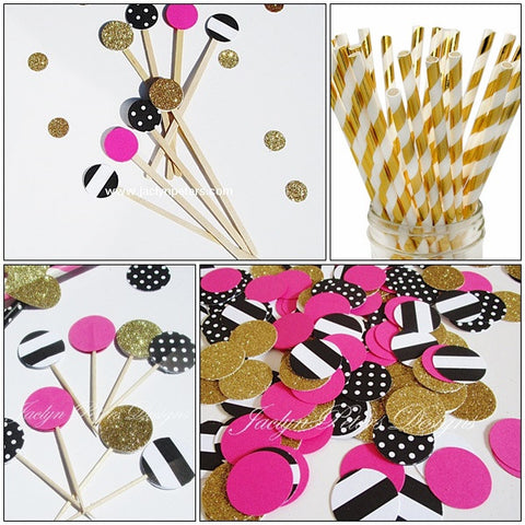 Bachelorette Party Decor Package - Jaclyn Peters Designs - 1