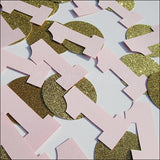 Girl's First Birthday Party Confetti - Jaclyn Peters Designs - 2