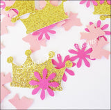 Pink & Gold Princess Confetti - Jaclyn Peters Designs - 3
