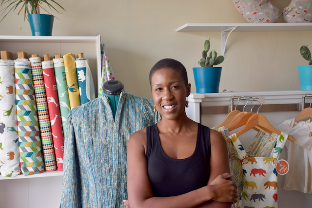 Meet Kussy Mackenzie of Sophia + Sam Eco-Boutique in North Park