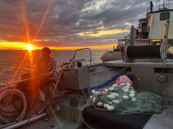Fishing Bristol Bay on a Woman-run Boat & a Message to the Salmon