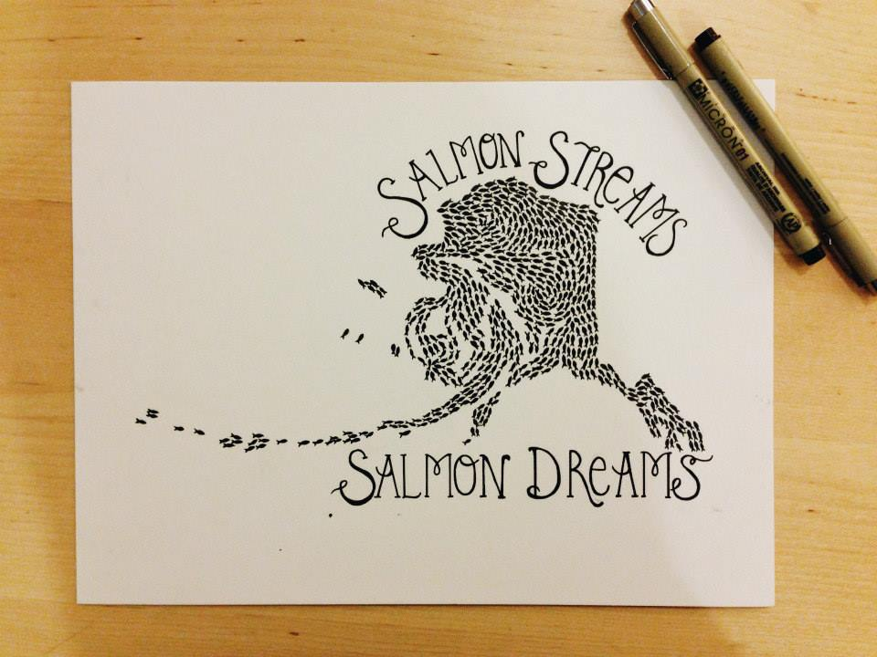 salmon streamsdreams
