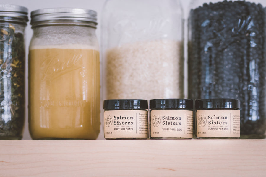 Salmon Sisters Spice Kit