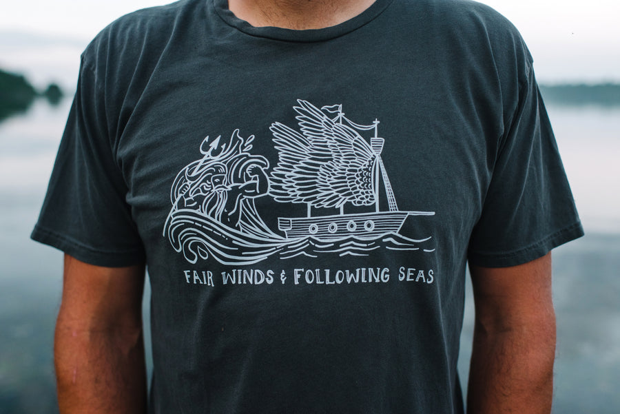 Fair Winds Tee