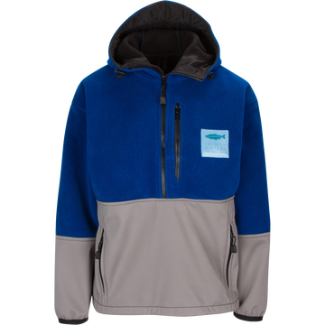 Whirl Point Pullover Jacket