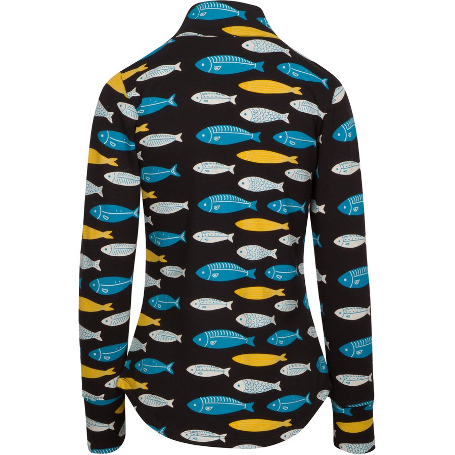 Tails & Scales Quarter Zip