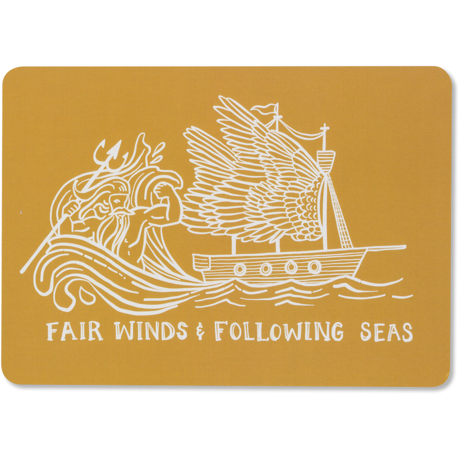 Fair Winds Postcard Pack