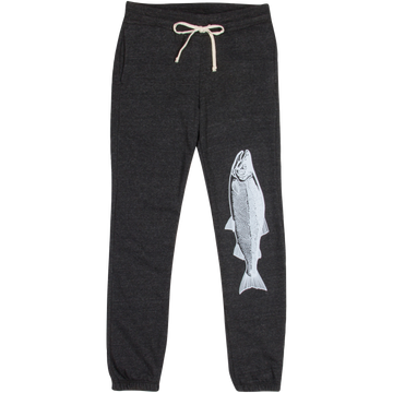 Salmon Joggers - Eco Black