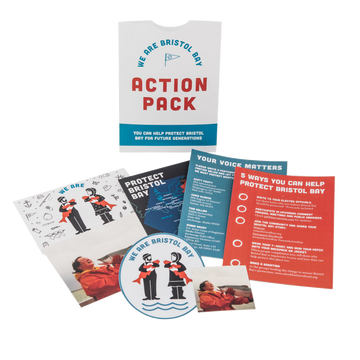We Are Bristol Bay Action Pack