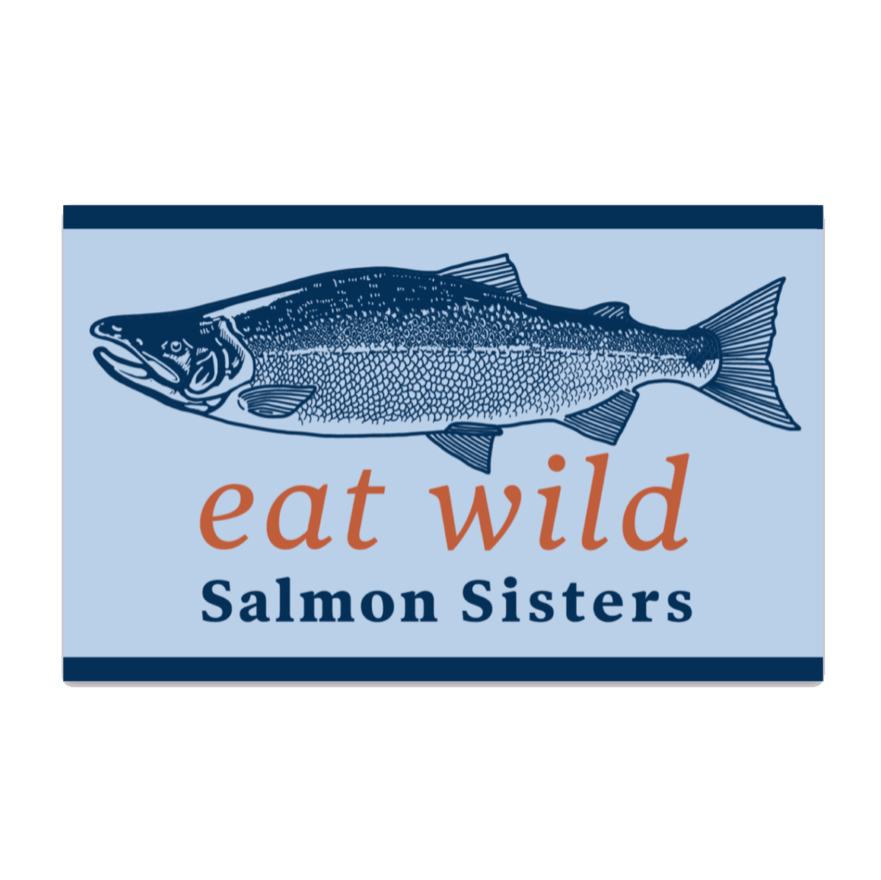 Eat Wild Decal