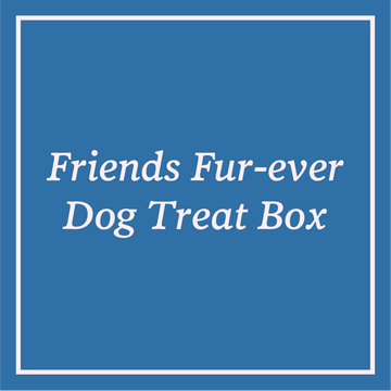 Wild Salmon Dog Treat Box