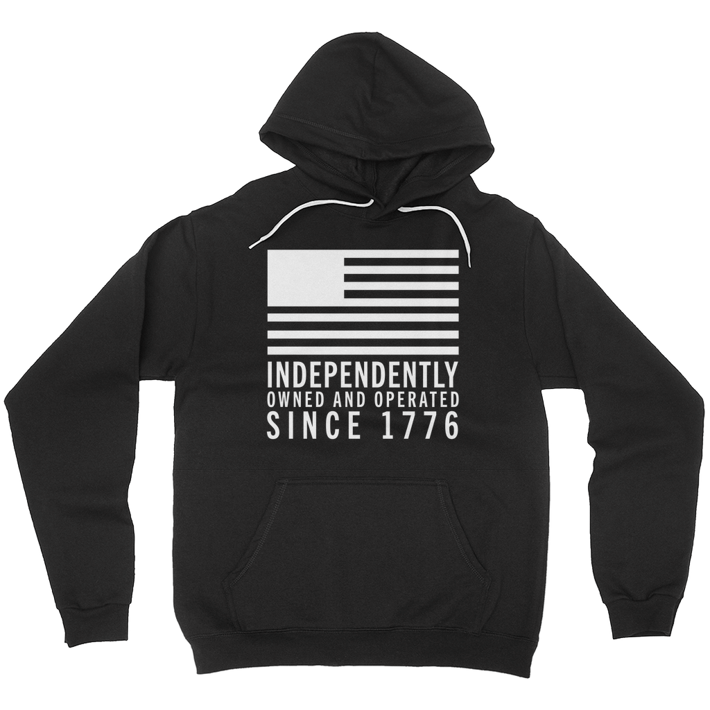 Independently Owned And Operated Since 1776 Hoodie