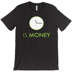 Time Is Money Tee