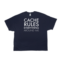 Cache Rules Everything Around Me Tee