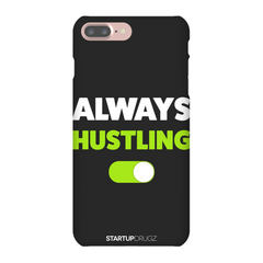 Always Hustling iPhone Case