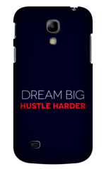 Dream Big Hustle Harder Phone Case Phone Case