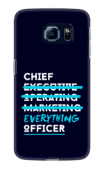 Chief Everything Officer Phone Case Phone Case