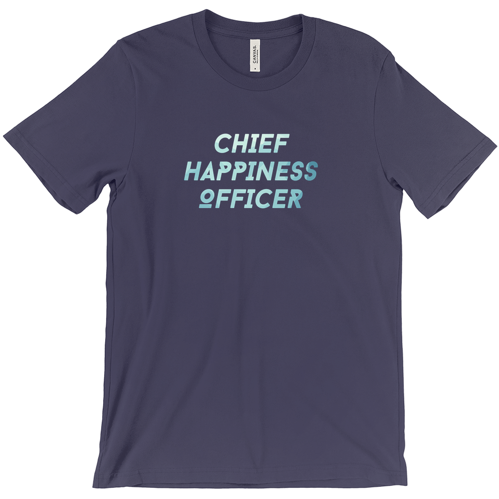 Chief Happiness Officer Tee