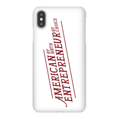 American Entrepreneur Phone Case