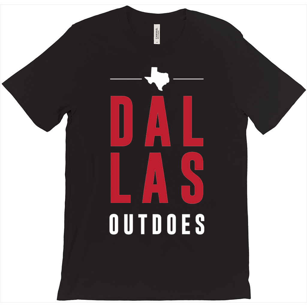 Dallas Outdoes T-Shirt