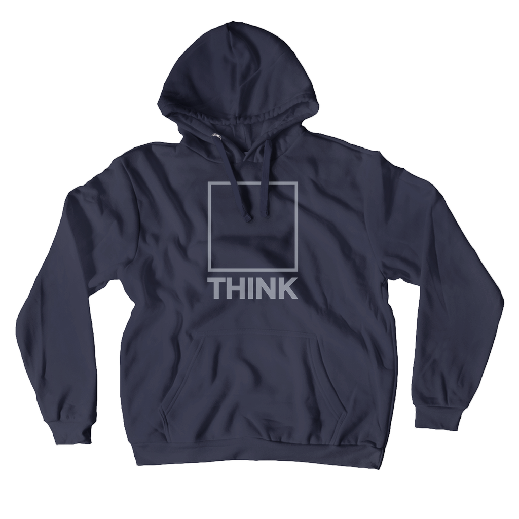 Think Outside The Box Hoodie