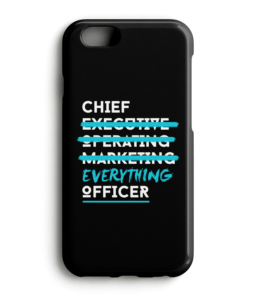 Chief Everything Officer Phone Case - Startup Drugz - 1