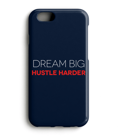Dream Big Hustle Harder Phone Case - Startup Drugz - 6