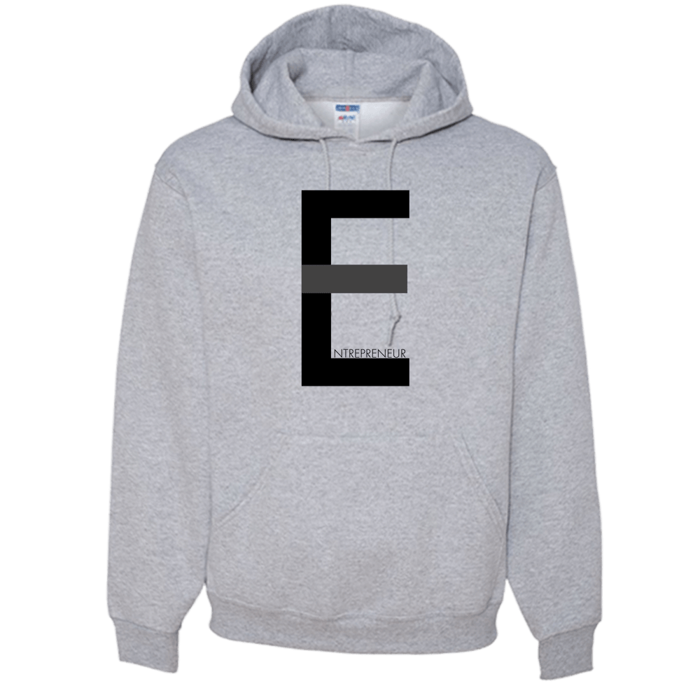 The Entrepreneur Letter Hoodies