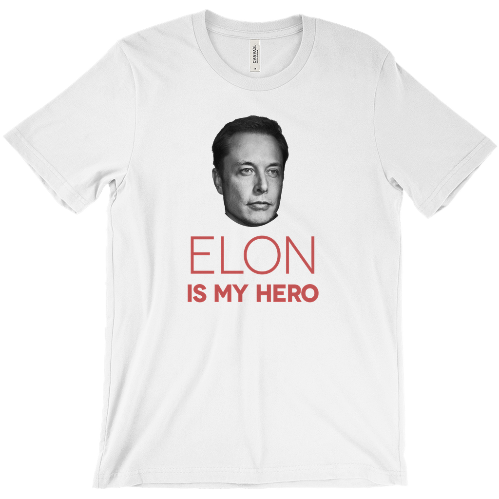 Elon Is My Hero T-Shirt
