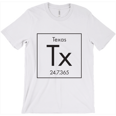 Texas Element Support T-Shirt