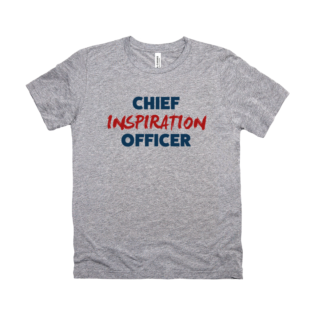 Chief Inspiration Officer